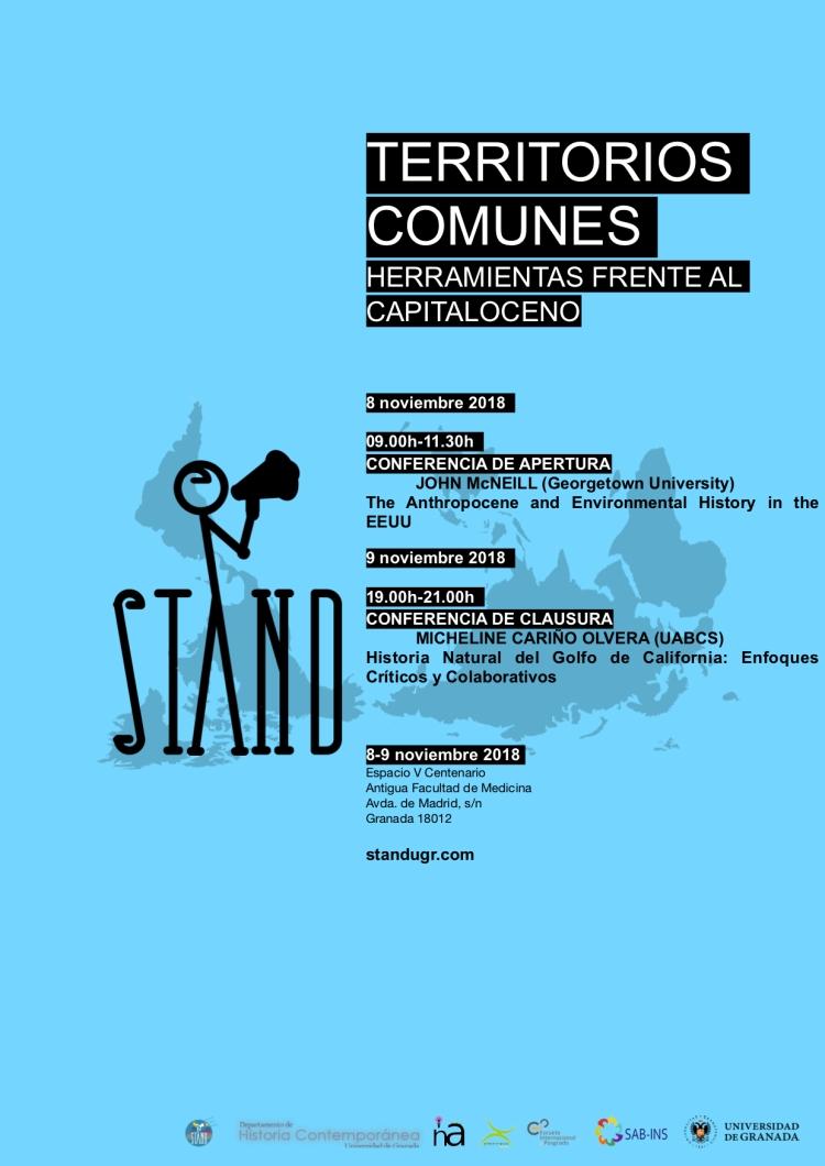 TERRITORIOS COMUNES_CONFERENCIAS